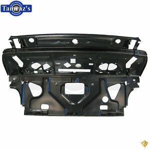 68 72 Chevelle Rear Deck Package Tray Speaker Shelf Panel With Seat Divider