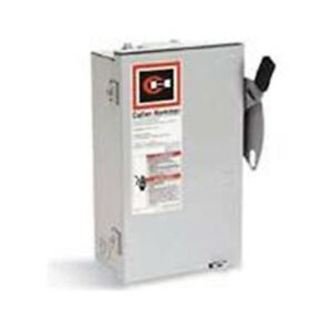 Dg323ngb Single Throw General Duty Safety Single throw Disconnect Switch