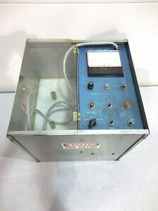 Rx 587 Associated Research 4521 Hypot Portable Oil Tester