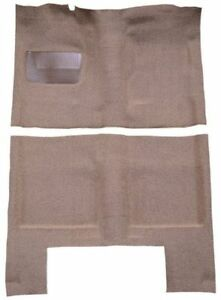 Carpet Kit For 1963 1966 Plymouth Valiant Convertible Automatic