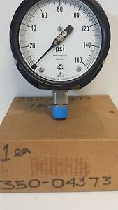 New Us Gauge 0 160 Pressure 132200 J42350 04373