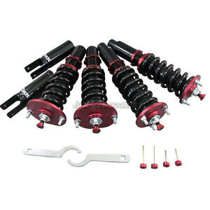 Cxracing Rear 8kg Coilovers Suspension Kit For 94 97 Honda Accord