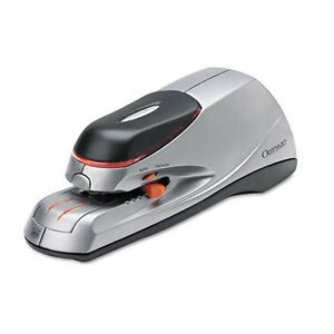 2 Swingline Optima Electric Staplers 20 sheet Capacity Silver Swi48208