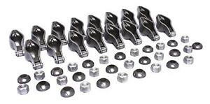 Comp Cams 1411 16 Rocker Arms Roller Tip Bbc