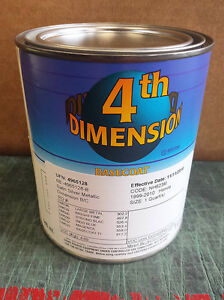 Sherwin Williams Dimension Satin Silver Met Honda Nh623m Auto Restoration Paint