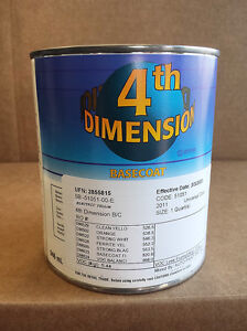 Electric Yellow Sherwin Williams dimension Basecoat Clearcoat Restoration Paint