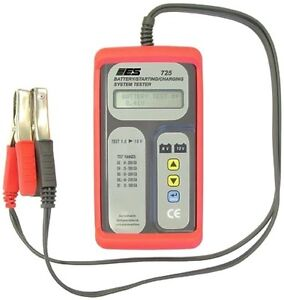 Electronic Specialties Inc 725 Battery Starting Charging System Tester