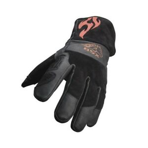 Bs50 m Bsx Stick mig Welding Gloves By Revco Model Bs50 m Size M