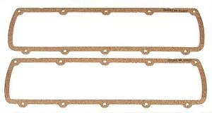 Mr Gasket 476 Valve Cover Gaskets Cork Rubber Oldsmobile 330 455 Pair