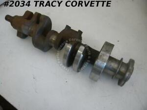 1968 1969 Chevy 302 Z28 1178 Forged Semi Finished Big Journal Crankshaft Custom