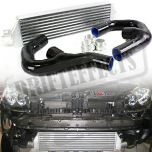 Rev9 For 06 09 Volkswagen Vw Gti Mk5 2 0t Turbo Front Mount Intercooler Kit
