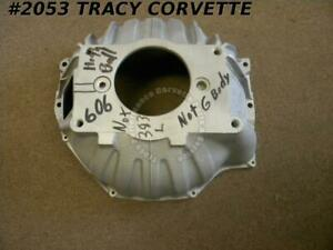 1978 87 Chevrolet Chevelle Original 462606 Aluminum Bellhousing Bell Housing