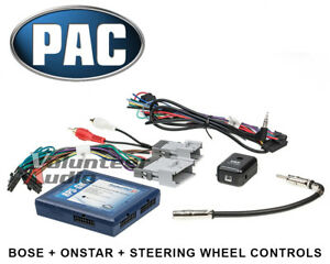 Pac Rp5 gm11 For 2000 2006 Select Gm Vehicle Radio Installation Wiring Interface