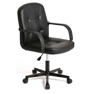 New Modern Office Executive Chair Computer Desk Task Hydraulic T74b