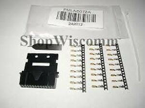 Motorola Oem New Pmln5072 Mototrbo Rear Accessory Connector Xpr 4350 Xpr 4550