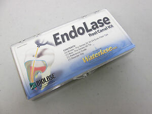 Biolase Endolase Root Canal Kit For Waterlase Mvp Delivery System