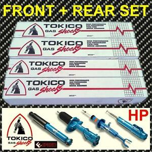 Tokico Hp Shocks 94 01 Integra Dc2 92 00 Civic Del Sol Eg1 Front Rear Set