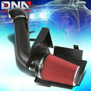 For 99 06 Gmt800 Cadillac Escalade ext V8 Wrinkle Finish Air Intake heat Shield