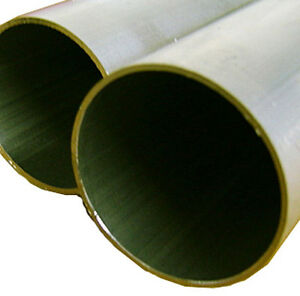 Aluminum Round Tubing 1 840 Od X 062 X 80 Long New Extruded 6061 T6