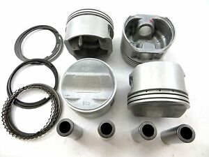 Upgraded Piston oes Ring Kit 030 01 08 2 4l For Chrysler Dodge Jeep I4 Edz