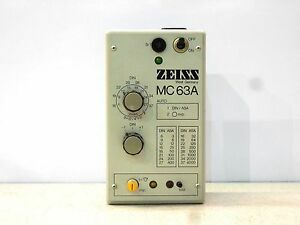 Rx 1395 Zeiss Mc 63a Microscope Camera Exposure Controller