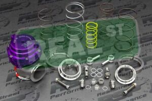 Purple Tial 38 Mvs 38mm Wastegate With Vband Flanges Mvs38 Pur