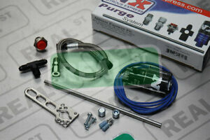 Nitrous Express Purge System Kit For Integrated Solenoid Gm Maf 4 6 3v Plate