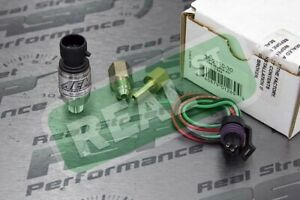 Aem 2 Bar 30psi Map Sensor Stainless Kit 1 8npt 4 30 2130 30
