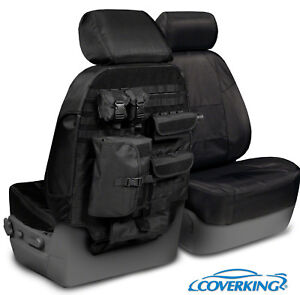 Cordura Ballistic Tactical Front Seat Covers custom Made For Toyota Tacoma