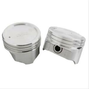 Chevy 400 Small Block Pistons 4 125 020 Bore Set Of 8