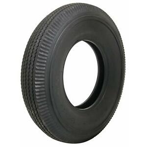 Set Of 2 Coker Firestone Vintage Bias ply Tire 7 50 16 Blackwall 682300