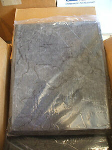 Lot Of 9 Trophy Parts Grey Marble Finish 10 1 2 X 13 Plaque Boards