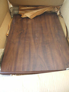 Lot Of 3 Trophy Parts Cherry Finish 16 X 24 Plaque Boards 70330