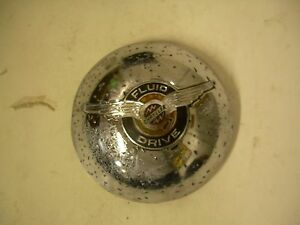 1946 To 1948 Chrysler Fuel Drive Horn Button