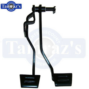 68 72 Chevelle Clutch Brake Pedal Arm Assembly