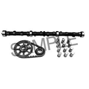 Chevy 350 Vin 8 1987 1992 Cam Kit Camshaft Roller Lifters Timing Set