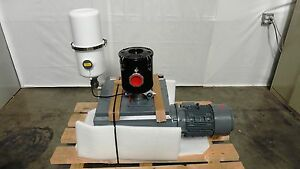 G115693 Edwards Ev160 Oil Sealed Rotary Vane Vacuum Pump
