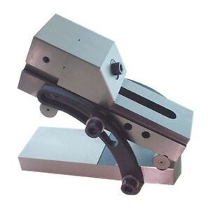 57 109 060 Precision Sine Vise Model V555 Jaw Width 2 Jaw Opening