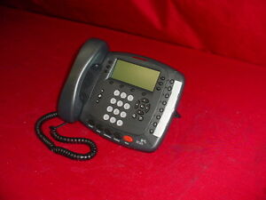 3com Nbx 3103 Phone Gray 3c10403b Office Business Desk Phone