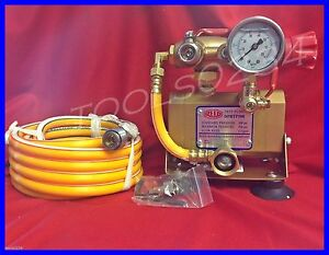 Reed Dphtp500 08177 Hydrostatic Drill Powered Test Pump 500 Psi 1 3gpm