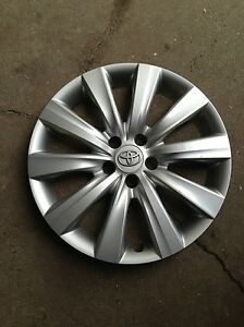 Toyota Corolla 2011 2012 2013 Hubcap Wheel Cover 4262102110 4262102130 61159