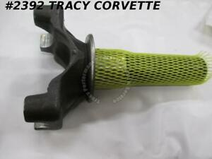 1963 79 Corvette Nos 3872922 Cast 3872923 Corvette L88 Hd Axle Posi Side Yoke 1