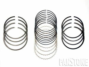Premium Piston Rings 2 0l 93 03 Mazda 626 Mx 6 Protege Ford Probe Dohc Fs Std