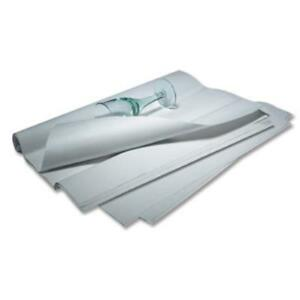 Tissue Paper 10 Reams 4 800 Sheets 15 X 20 White free Expedited Shipping