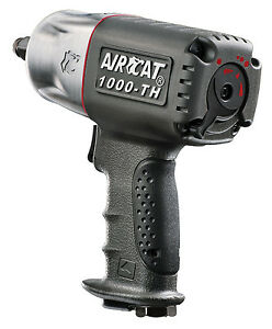 Aircat Aca 1000th Aircat 1 2 Composite Twin Hammer Impact Wrench