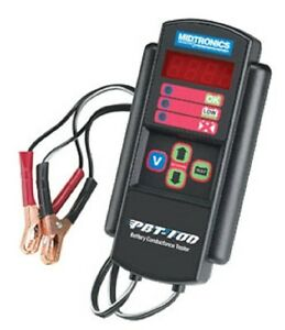 Midtronics Pbt100 Battery Conductance Tester