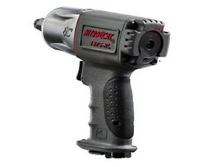 Aircat 1375xl Nitro Cat Mini 1 2 Dr Composite Impact Wrench
