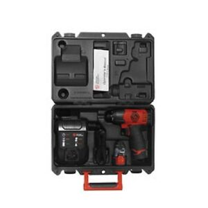 Chicago Pneumatic Cp 8528k Pneumatic Compact 3 8 Cordless Drill Pack