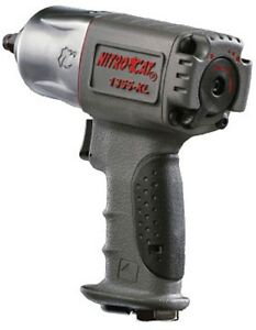 Aircat 1355 xl 3 8 Twin Hammer Composite Air Impact Wrench