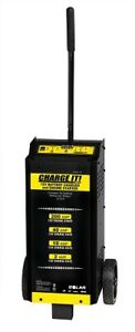 Solar 4735 Charge It 6 12 Volt 40 20 5 200 Amp Wheeled Battery Charger